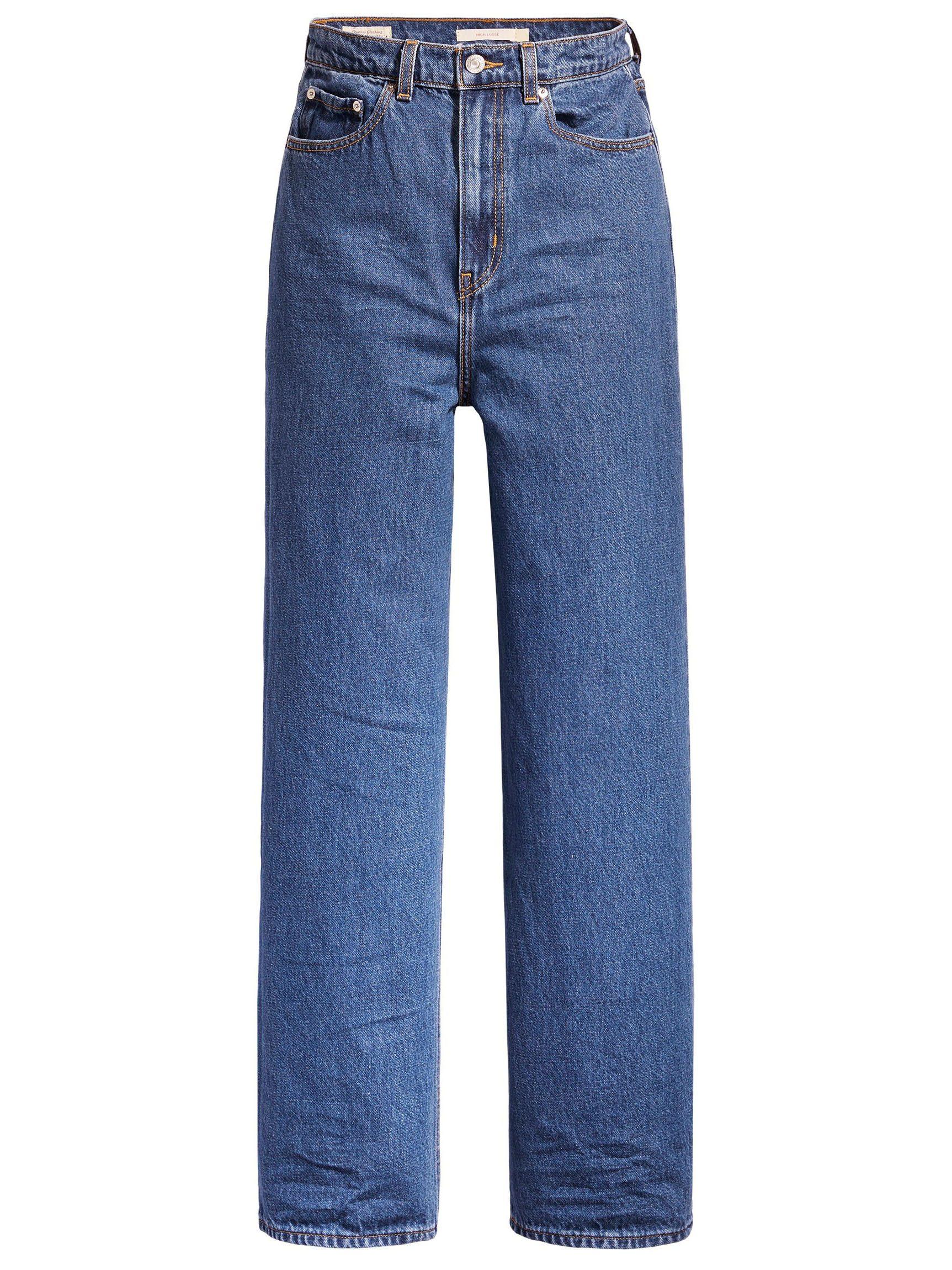 Mode News Januar 2021 Levi's High Loose Jeans